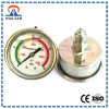 2 Pouces Stainless Steel Oil Pressure Gauge Rempli