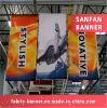 Bandera colgante del vinilo de la alta calidad de Cutomized sin MOQ