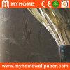 Papier peint bon marché Wallcovering de PVC des prix de Guangzhou pour le décor à la maison