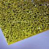 folhas do policarbonato da textura da boa vida de 2mm