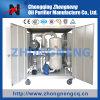 De aceite del transformador Purificación Machine, aislante Sistema de Tratamiento de Aceite