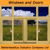 Puder-überzogenes Aluminiumfenster mit ausgezeichneter Qualität