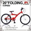 20 Inch-Gebirgsfaltendes Fahrrad (WL-2041)