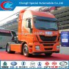 Heiße verkaufenmäher-Maschine, China exportierte Ford-industrielle Traktor-Teile, Euro 3 preiswerte Bauernhof-Traktoren Iveco-6*4