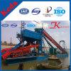 中国の上のブランドの川の砂のバケツの鎖の浚渫船の製造業者