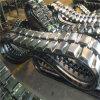 Het RubberSpoor van de Lader van de Jonge os van de steunbalk (T450*100K*48) voor de Machines van de Bouw