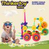 Onderwijs Stuk speelgoed voor de Vrachtwagen van Themed van de Ambacht van Jonge geitjes DIY met Toestellen