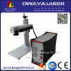 Laser de fibre Marking Machine pour Engraving Metal, laser Marking Machine de carte