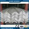 Barra de ángulo de acero negra y galvanizada para la construcción con precio razonable