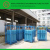 Gas Cylinder Rack con 12 Oxygen Cylinders