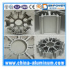 Profils en aluminium anodisés d'extrusion \ aluminium en aluminium de radiateur