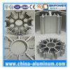 Perfiles de aluminio anodizados de la protuberancia \ aluminio de aluminio del disipador de calor