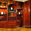 Wine Rack (XS9-041)の旧式なSolid Wood/Wooden/Timber Storage Cabinet