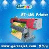Impresora solvente del trazador de gráficos de la inyección de tinta 3D de la bandera 1800m m los 6FT Eco de Garros Dx5 para la venta