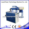 Máquina de la marca del laser de la fibra para las guarniciones de rodamiento