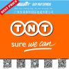 International de courier de TNT exprès de Chine en Australie
