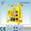 Separador de agua del aceite lubricante de la eficacia alta