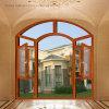 La vendita calda elegante progetta la finestra di alluminio della stoffa per tendine (FT-W135)