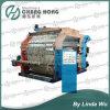 Presse typographique en plastique de Flexo de couleur de la vitesse quatre (CE)