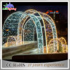 Outdoor LED Arch Bridge Holiday LED Decoração String Light