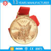 2016 heiße Verkaufs-Stern-Form-Preis-Medaillen-Schulen für Sport