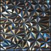 Recubrimiento de paredes estereoscópico del acero inoxidable para la decoración del hotel KTV (129)