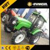 completamente trator de exploração agrícola 60HP pequeno hidráulico Lutong LT604