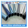 O tubo de alumínio de anodização da extrusão 6063 T5, alumínio conduz o fabricante dos tubos