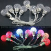 G40 Plastic LED Bulb Light String for Holiday Party (5001)