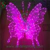 Luz da borboleta do diodo emissor de luz 3D