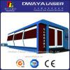 Machine de découpage optique de laser de plat en aluminium du prix usine 500W