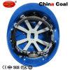 Sm2022アルミ合金抗夫の安全ヘルメット