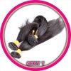 Remyの柔らかい中型の長さは短いUniceのヘアースタイルを描く
