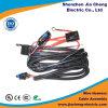 Tipo normal asamblea de cable de encargo OCULTADA del harness del alambre