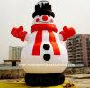 Bonhomme de neige gonflable de décoration de Noël (RB20008)