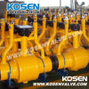 가스 배출 지하 완전히 용접 공 벨브 (Q367)