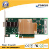 10g Single Port Ethernet Fiber Optic Network 근거리 통신망 Card