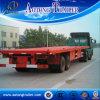 Fabrikant 3 Assen 40ft van China Flatbed Semi Aanhangwagen van de Container