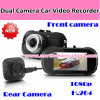 1080P Dual Camera Car DVR