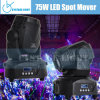 Cystagelight 75W LED Mini Spot Gobo Moving Head