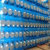 La venta caliente 50m m galvanizó precio del tubo de acero por el kilogramo