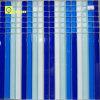 De nieuwe Verglaasde Tegel van het Mozaïek van het Glas van de Dikte van 3mm voor Vloer (MX010)