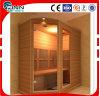 Sitio de lujo sano de la sauna del infrarrojo lejano de 4 personas