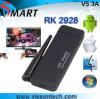 2013 le plus défunt boîtier de protection de Miracast Dlna Airplay de Linux du boîtier de protection V53A Rk2928 WiFi Dislay de Miracast pour l'iPhone d'IOS d'Andoid de Chine
