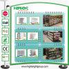 Полка индикации супермаркета магазина стальная