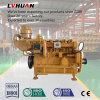 des Biogas-300kw Motor-Export Generator-des Set-6190 nach Russland Kazakhstan