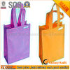 Biologisch afbreekbaar Disposable Handbags, PP Spunbond Non Woven Bag