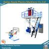 Hochs und Tiefs-Druck-einzelne Schrauben-Film-Strangpresßling-Maschine
