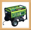 3000W Low Noise Small Home Use LPG y Gasoline Generator para Sale