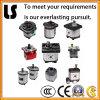Externe Hydrauliköl-Hochdruckzahnradpumpe für Technik-Maschinerie